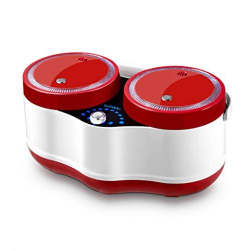 Pentola a pressione elettrica Smart da 3 litri, funzionamento One-Touch, doppio pentola, doppio...