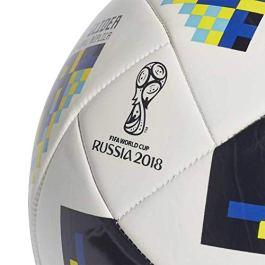 adidas World Cup ko Glide Pallone Línea, Uomo, Bianco (aninoc), 5
