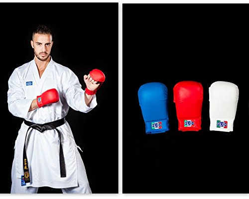 Guanti Professionali Karate KO L'artigiano dello Sport