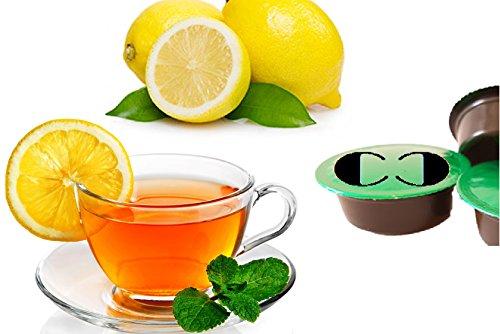 CiaoCaffè 100 Capsule di Tè Compatibili Lavazza A Modo Mio