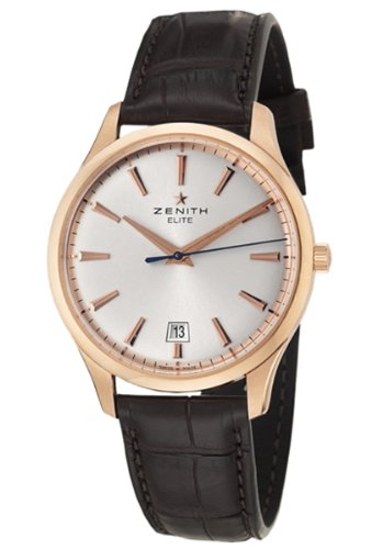 Zenith Captain Central Second Herren Armbanduhr Automatik 18–2020–670–01-c498