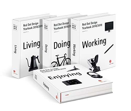 Red Dot Design Yearbook 2018/2019: Living, Doing, Working & Enjoying (Red Dot Design Concept Yearbook)