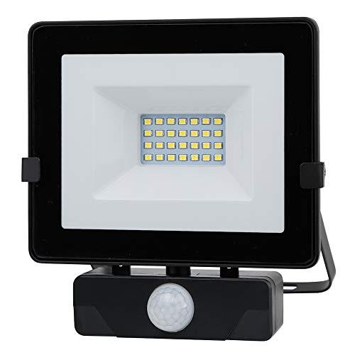 Chestele Faro LED Esterno,Faretto con Sensore di Movimento 20w,Impermeabile IP54 1600LM 4000K 130W...