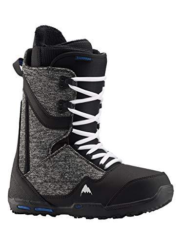 Burton Rampant, Scarponi da Snowboard Uomo, Black/Blue, 9.0