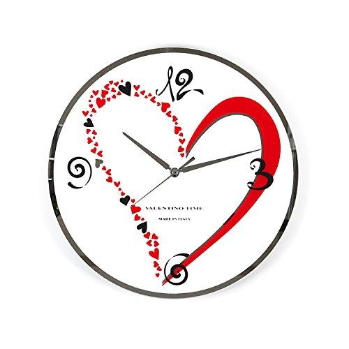 Orologio da parete love, da 32 cm
