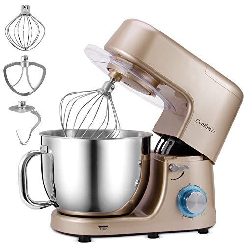 Cookmii 1800W Impastatrice Planetaria Offerta,Robot Da Cucina Con 7,2L Ciotola in Acciaio Ino 6...