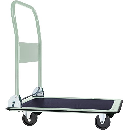 TecTake Carrello manuale da trasporto su scale carrello da trasporto carrelli scala 150kg