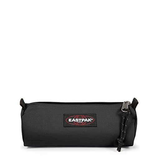 Eastpak Benchmark Single Astuccio, 6 x 20.5 x 7.5 cm, Nero