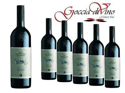 6 bottiglie SCHIAVA VALDADIGE 2017 Istituto Agrario San Michele 75 cl.
