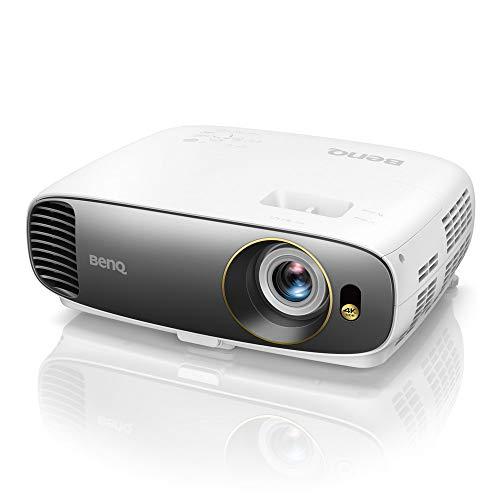 BenQ W1720 Heimkino DLP-Projektor (4K UHD, HLG + HDR10, Cinematic Color 100{e9e7d83bceed9192896cda6abc89b80a5e5840b26afbe66f8e2f7584da7bf940} Rec. 709, 2000 ANSI Lumen, 10.000:1 Kontrast, HDMI)