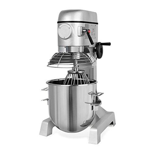 Vertes 30L Impastatrice Planetaria professionale (Ciotola di miscelazione da 30 litri, Motore...