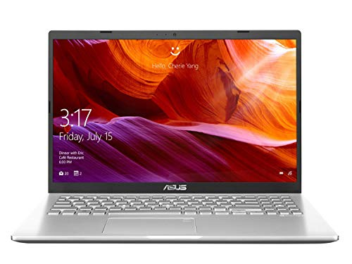 ASUS VivoBook 15 X509UA-EJ361T Intel Core i3 7th Gen 15.6-inch FHD Thin and Light Laptop (4GB RAM/256GB NVMe SSD/Windows 10/Integrated Graphics/1.9 kg), Transparent Silver