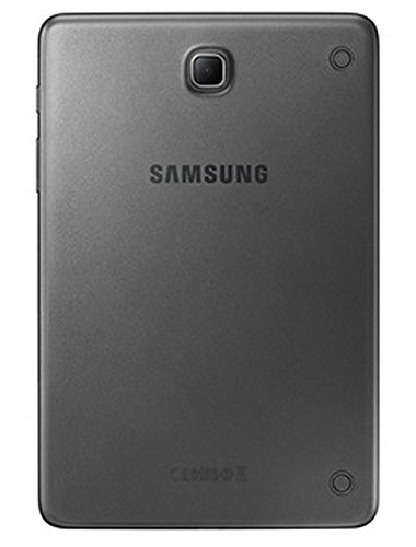 Samsung Galaxy Tab A SM-T355YZAAINS Tablet (8 inch, 16GB, Wi-Fi+LTE+Voice Calling), Smoky Titanium