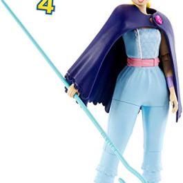 Disney GDP82 Pixar Toy Story 4 Talking Bo Peep, Scala Ispirata al Film, Oltre 15 Frasi e Suoni, Cost