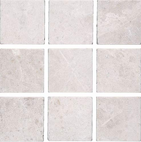 Piastrelle in marmo naturale avorio Botticino Antique Marble MOSF-45-46154