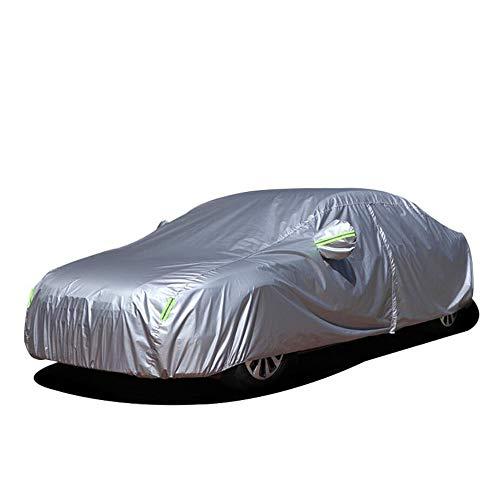 Copertura auto universale Siroko, Sharan, Fayton, Tichuan, Tuareg, Tulane, compatibile con auto...