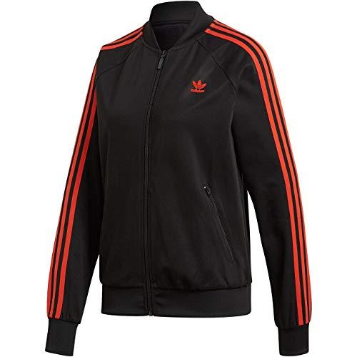 Adidas Superstar Track Top Jacket Black M