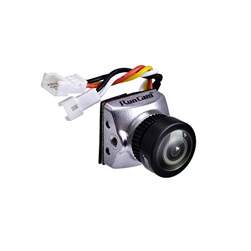 RunCam Racer Nano FPV Camera 700TVL 1.8mm FOV160 ° Super WDR CMOS NTSC / Pal Telecamera FPV Mini...