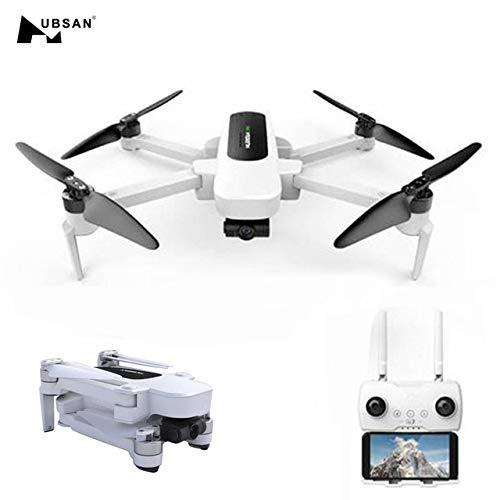 FairOnly PER Quadricottero HUB-San H117S ZI-No GPS 5G WiFi 1KM con 4K UHD Camera 3 Assi Gimbal RC Drone Quadcopter RTF Senza Custodia (Il miglior Regalo per Le Vacanze Selezionare)