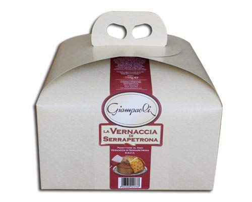 Panettone La Varnaccia di Serrapetrona