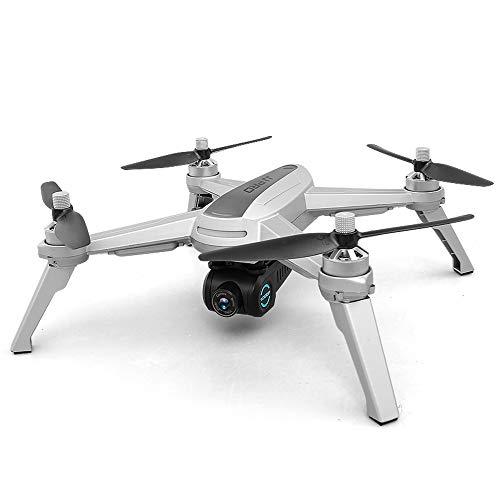ZIHENGUO RC Drone Brushless Motore 4CH Quadricottero 1080 P 5G FPV WiFi HD Telecamera in Tempo Reale Video Posizionamento GPS Mobile App Controllo Seguimi