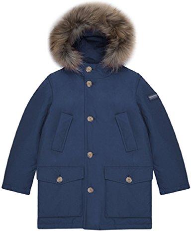 Woolrich Arctic, Piumino Uomo, Nero, XL