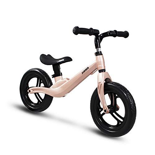 COEWSKE 12 'Balance Bike Magnesio Lega No Pedal Walking Balance Training Bicicletta per bambini e...