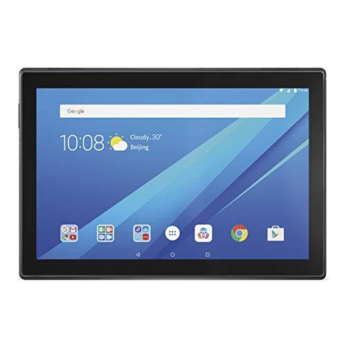 "Lenovo TAB4 10 - Tablet de 10.1"" IPS/HD (Procesador QualcommSnapdragon 425, RAM de 2 GB, memoria interna de 16GB, Android 7.0, Bluetooth 4.0 + Wifi) color negro"