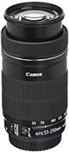 Canon 55-250 mm / F 4.0-5.6 EF-S IS STM
