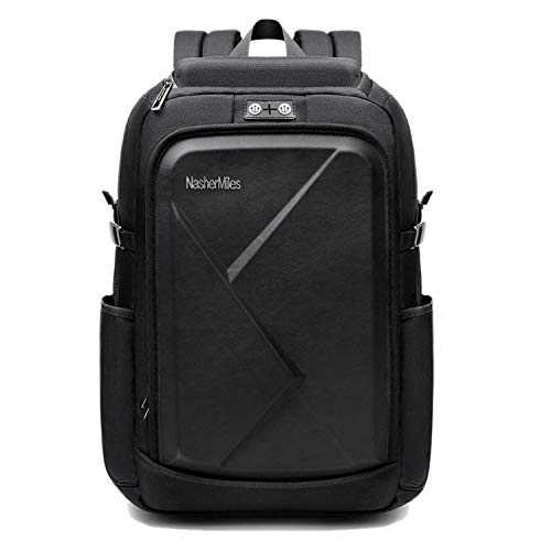 Nasher Miles Apo Black Laptop Backpack 37 L