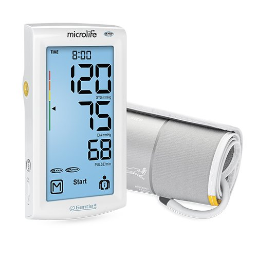 Tensiometre Braccio Microlife BP A7Touch con rilevamento della fibrillazione atriale e schermo...