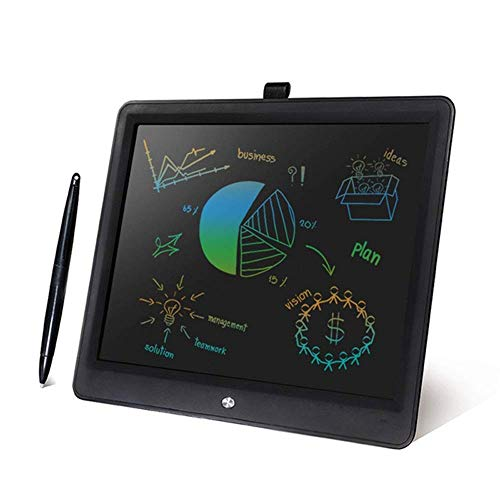 BHDYHM Tavoletta LCD per Scrittura, Lavagna da 15 Pollici Doodle Board, Elettronica Doodle Pads...