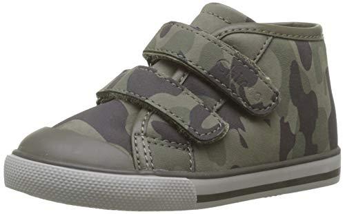 Chicco Polacchino Galdo, Sneaker Bambino, (Verde 670), 20 EU
