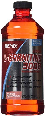 Met-Rx Natural Anguria Liquido L-Carnitina 3000 Integratore