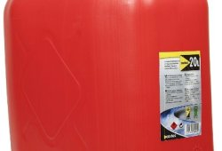 Cartec 506022 Jerrican Homologué Carburant 20 L prêt à acheter