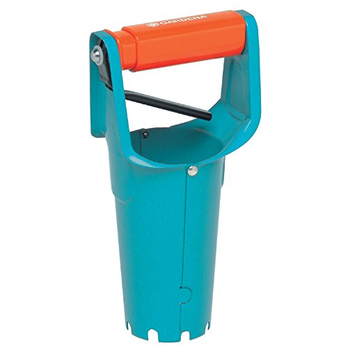 Gardena 3412-20 Plantador, Azul, Naranja