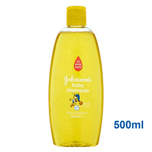 JOHNSON\'S Baby Shampoo 500ML