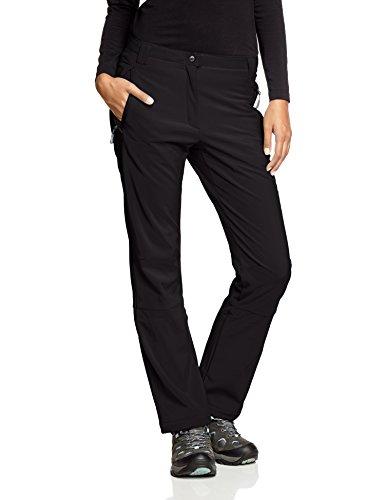 CMP 3A00486N, Pantaloni Donna, Nero (Black), S