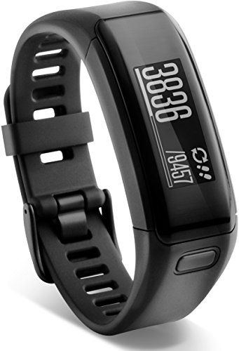 Garmin Vivosmart HR Fitness Band con Schermo Touch, Smart Notification e Monitoraggio Cardiaco al...