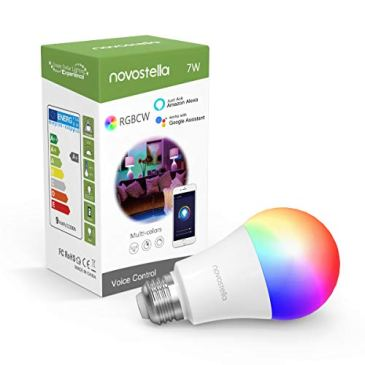 Novostella Ampoule LED WIFI