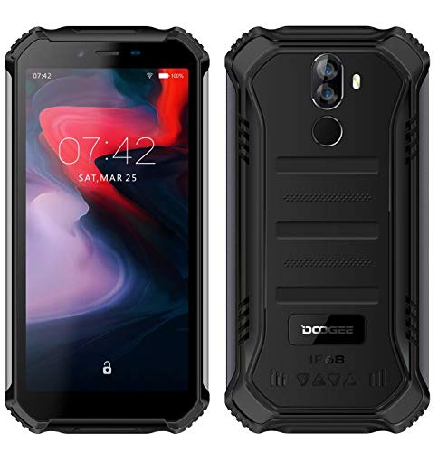 【2019】DOOGEE S40 (3GB + 32GB) robusta 4G Android 9,0 Rugged Smartphone in Offerta - 5,5'' HD+...