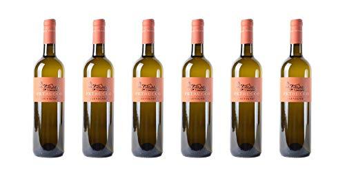6 bottiglie di Sauvignon DOC dei Colli Orientali del Friuli | Cantina Petrucco | Annata 2017