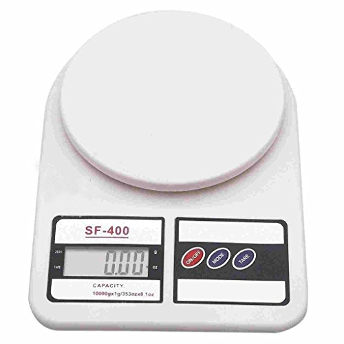 Japp Electronic Kitchen Digital Weighing Scale 10 Kg