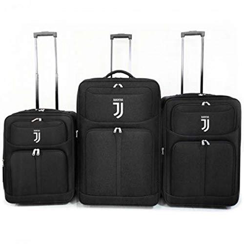 Set 3 Trolley Juventus Juve JJ Originale Ufficiale Enzo Castellano SETTROJJ65