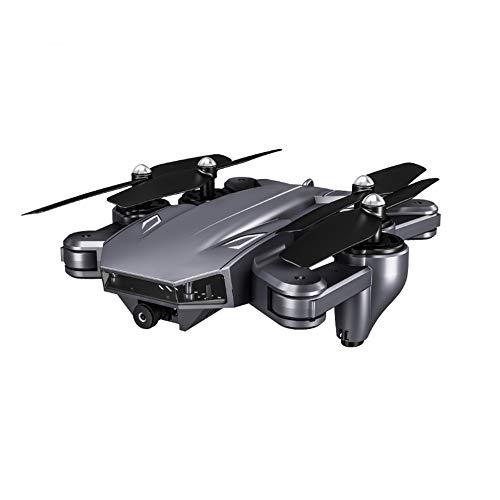 AHangcc Drone Pieghevole con Telecamera WINGLESCOUT RC Quadcopter Pieghevole Telecamera HD 4K WiFi App Controllo Video FPV Grandangolare/Sensore di gravità/modalità Senza Testa/Tenuta Altitudine