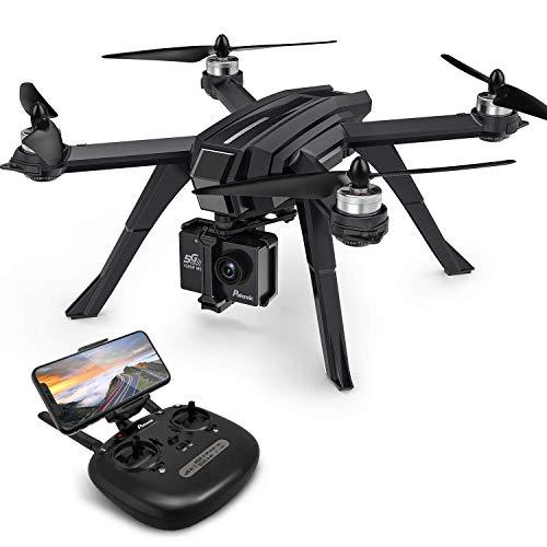 Potensic Drone Brushless GPS WiFi 5G con VideoCamera 1080P FPV RC 130° Grandangolare Drone...