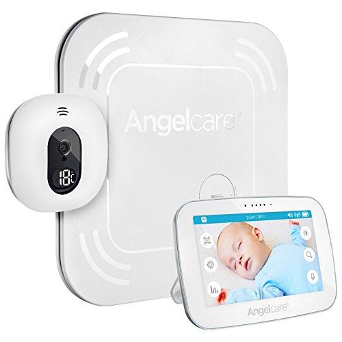 39 angel care a0517 de0 a1019 babyphone avec vid o et d 5. Black Bedroom Furniture Sets. Home Design Ideas