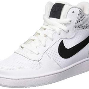 Nike Boys Court Borough Mid Se (Gs) Fitness Shoes 413mKSSDptL