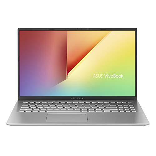 ASUS VivoBook 15 X512FA Intel Core i3 8th Gen 15.6-inch FHD Thin and Light Laptop (4GB RAM/256GB SSD/Windows 10/Integrated Graphics/Transparent Silver/1.70 kg), X512FA-EJ549T