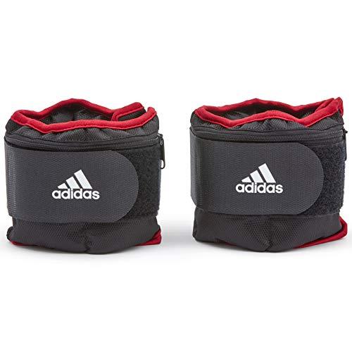 adidas Pesi Regolabili per Caviglia / Polso - 1 kg